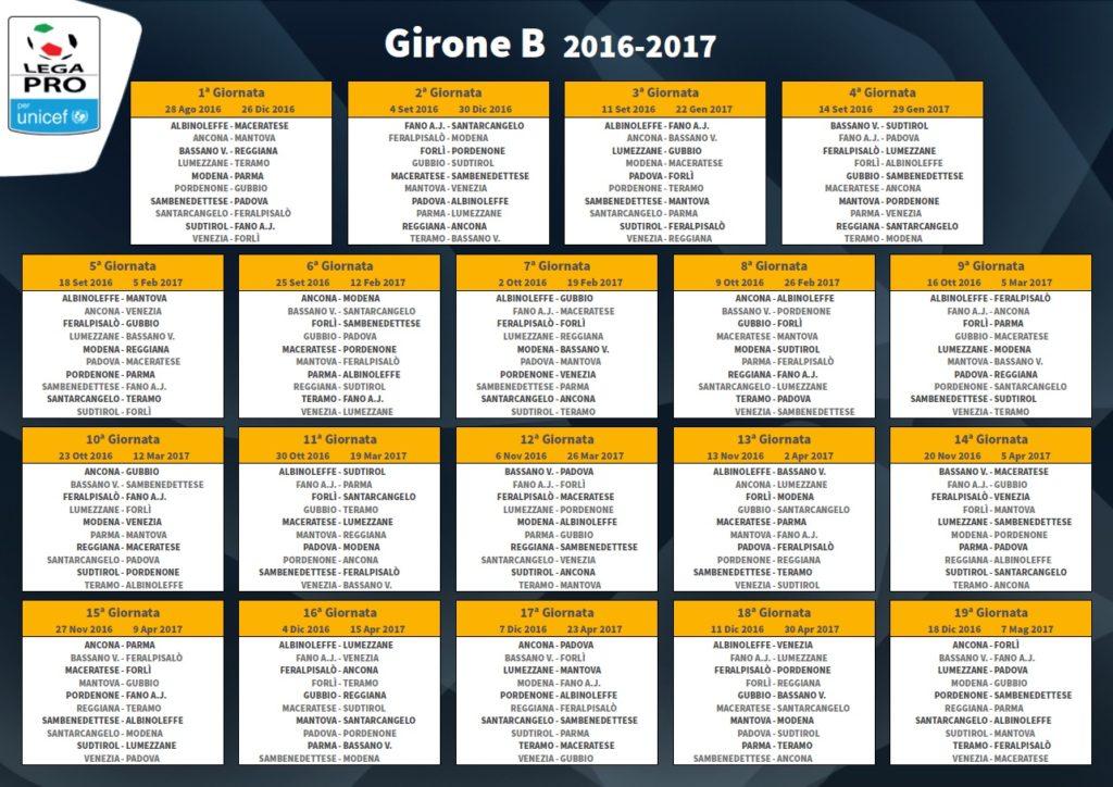 Calendario Modena Calcio.Lega Pro Il Parma Calcio Debutta A Modena E Chiude Con La