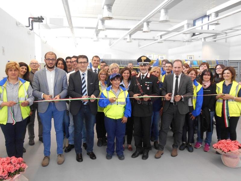 Nuovo Ufficio Postale Milano : A pilastro di langhirano il nuovo centro di distribuzione delle