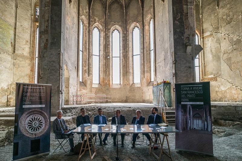 A san francesco del prato si torna a dire messa e non solo al via progetto da 6milioni di - Architetto prato ...