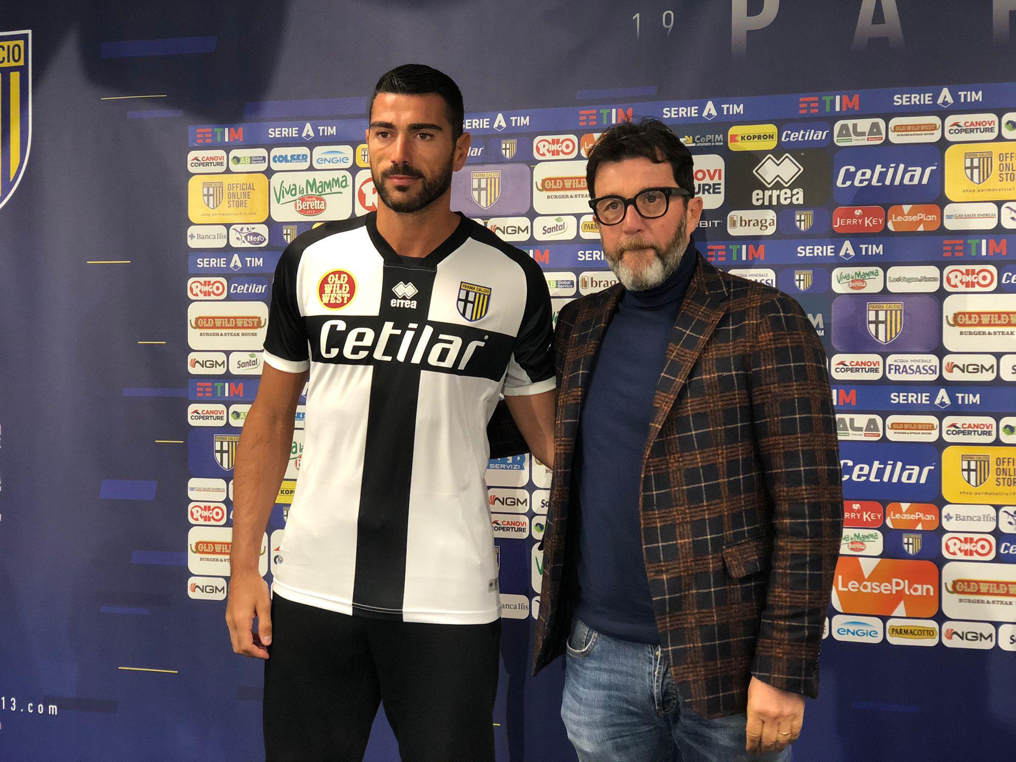 """Parma, ecco il Pellè - bis: """"Sto bene, pronto per dare una ..."""