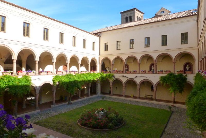 Conservatorio Boito Parma - Chiostro Maggiore