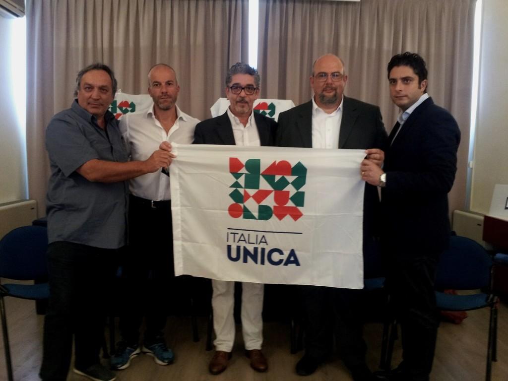 Italia Unica - Coordinamento Provinciale Parma - Gianluca Zoni