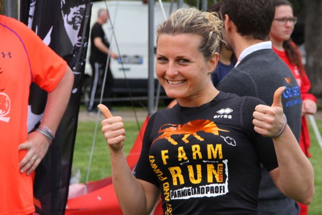 Maria Paola Ceracchi - Farm Run