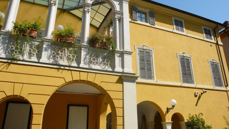 Palazzo Bossi Bocchi - sede Fondazione Cariparma