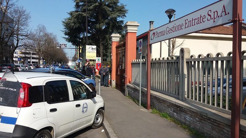 Parma Gestione Entrate ispezione 2