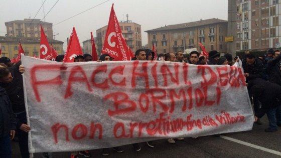 bormioli proteste