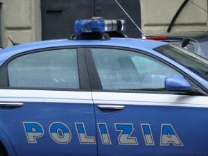 volanti auto polizia